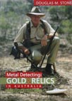 metal detecting gold & relics in australia douglas Stone cape york