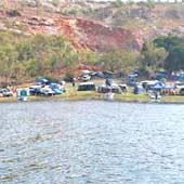 lake moondarra fishing classic