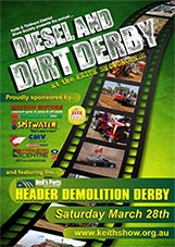 keith diesel and dirt derby