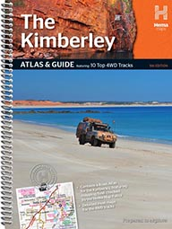 hema maps kimberley atlas guide