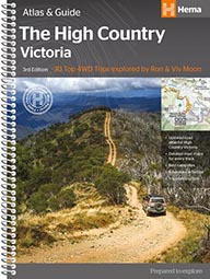 hema maps high country victoria atlas guide