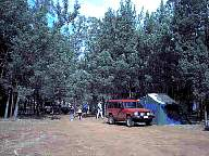 warrawena camp