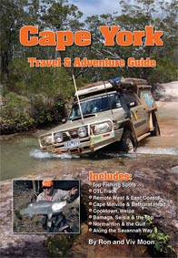 Cape York 13th edition travel and adventure guidebook