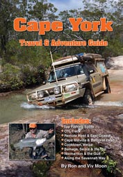 Cape York travel and adventure guide book 13th edition