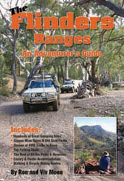 Flinders Ranges travel and adventure guide book 13th edition