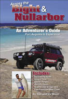 across the bight and nullarbor guide book travel and adventure guide book ron and viv moon outback australia