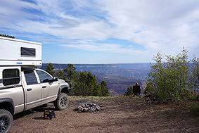 north rim camp