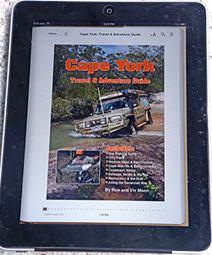 cape york travel and adventure guide ebook apple itunes amazon kindle kobo