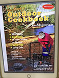 Viv Moon cookbooks outdoor travellers' camp oven cooking