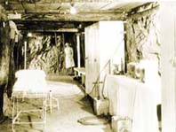 world war 2 underground hospital mt isa