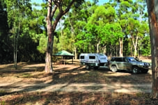 bundaleer picnic ground